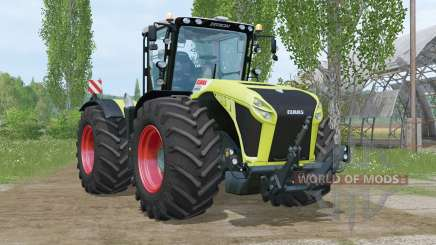 Claas Xerion 4500 Trac VƇ для Farming Simulator 2015
