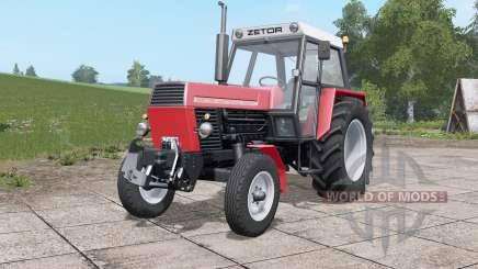Zetor Crystaꝉ 12011 для Farming Simulator 2017