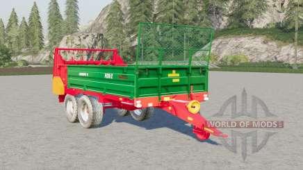 Warfama N-218-2 для Farming Simulator 2017
