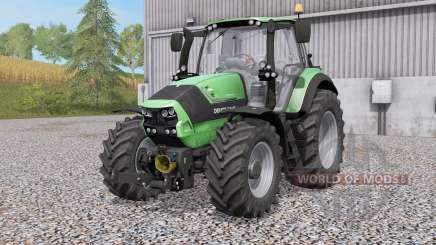 Deutz-Fahr 6190 TTV Agrotroᵰ для Farming Simulator 2017
