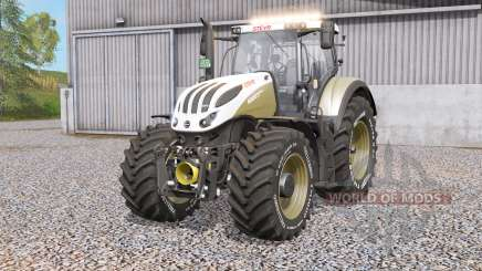 Steyr Terrus 6300 CVT для Farming Simulator 2017