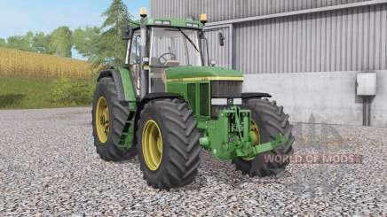 John Deere 7৪00 & 7810 для Farming Simulator 2017
