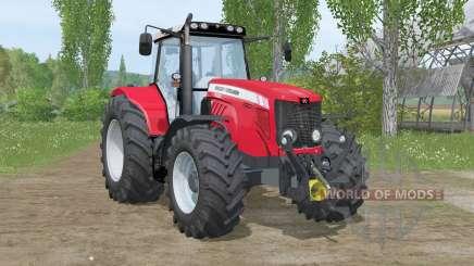 Massey Ferguson 7480 для Farming Simulator 2015