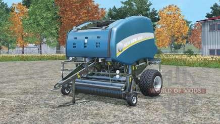 New Holland BigBaler 1290 & Roll-Belt 1ⴝ0 для Farming Simulator 2015
