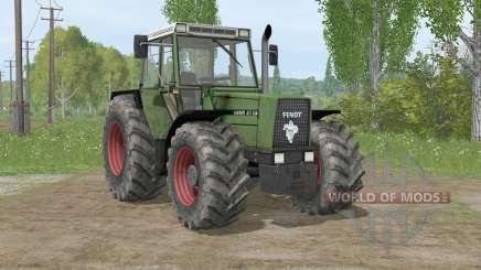 Fendt Favorit 611 LSA Turbomatiꝁ E для Farming Simulator 2015