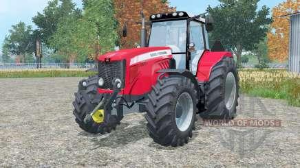 Massey Ferguson 7480 Dyna-VƮ для Farming Simulator 2015