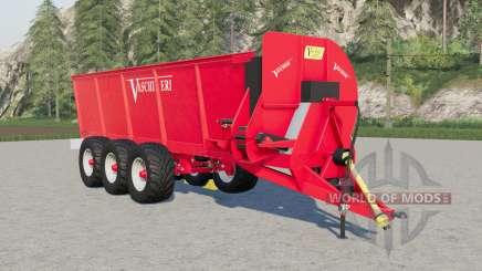 Vaschieri L160 & L200 для Farming Simulator 2017