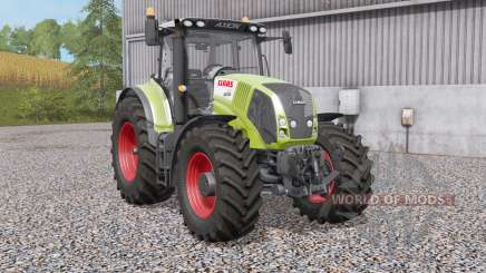 Claas Axion 810〡8ろ0〡850 для Farming Simulator 2017