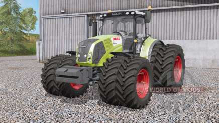 Claas Axion 810〡8ვ0〡850 для Farming Simulator 2017