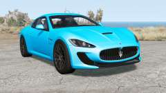 Maserati GranTurismo MC Stradale (M145) 2013 для BeamNG Drive