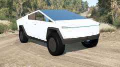 Tesla Cybertruck prototype 2019 для BeamNG Drive