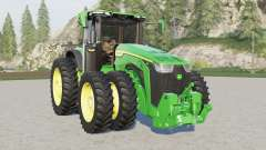 John Deere 7R〡8R〡8RT〡8RX serieᶊ для Farming Simulator 2017
