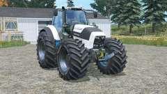 Deutz-Fahr 7250 TTV Agrotron halogen lights для Farming Simulator 2015