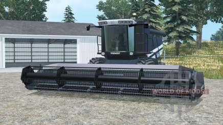 Fendt 9460 R Black Beautɤ для Farming Simulator 2015