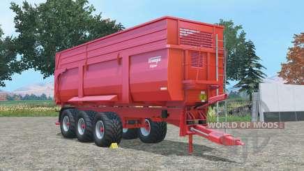Krampe Big Body 900 Ꞩ для Farming Simulator 2015