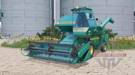 СК-5М-1 Нивꬰ для Farming Simulator 2015