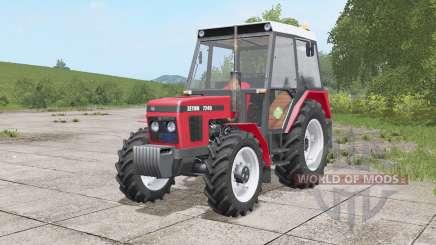 Zetor 72Ꝝ5 для Farming Simulator 2017