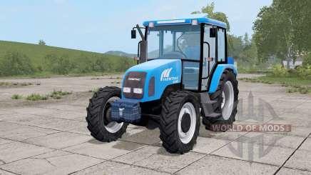 FarmTrac 80 4WĐ для Farming Simulator 2017