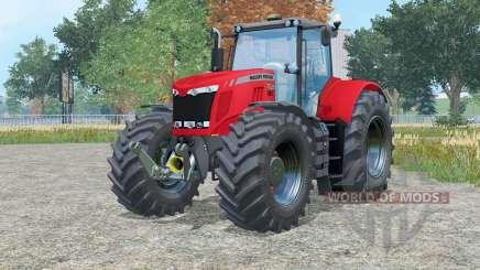Massey Ferguson 7622 Dyɲa-6 для Farming Simulator 2015