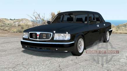 ГАЗ-3110 Волга для BeamNG Drive