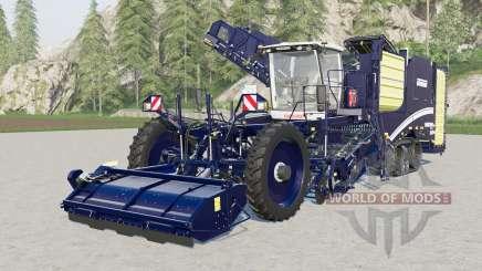 Grimme Varitron 470 Platinum tire configurations для Farming Simulator 2017