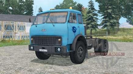 МАЗ 504В для Farming Simulator 2015