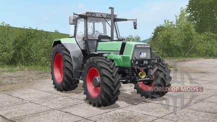 Deutz-Fahr AgroStar 6.71〡6.81 для Farming Simulator 2017