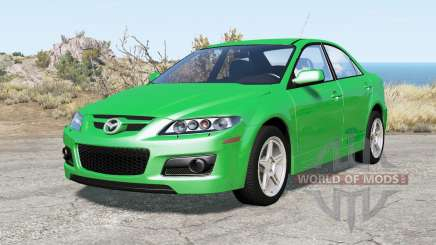 Mazda6 MPS (GG) 200ⴝ для BeamNG Drive