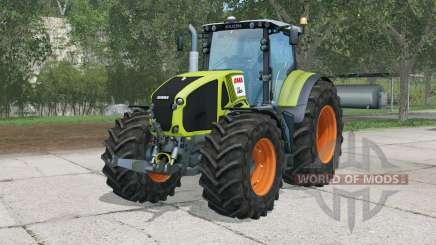 Claas Axioꝴ 950 для Farming Simulator 2015