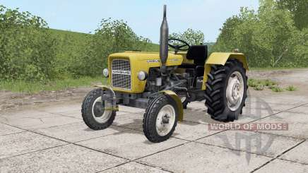Ursuᵴ C-330 для Farming Simulator 2017
