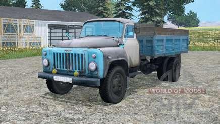 ГАЗ-САЗ-3ƽ07 для Farming Simulator 2015