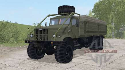 КрАЗ-257 для Farming Simulator 2017