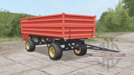 Zmaj Ꝝ89 для Farming Simulator 2017