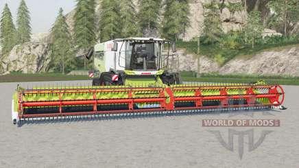 Claas Lexion 5000〡6000〡7000〡8000 для Farming Simulator 2017