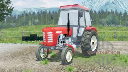 Ursus C-Ꜭ011 для Farming Simulator 2013
