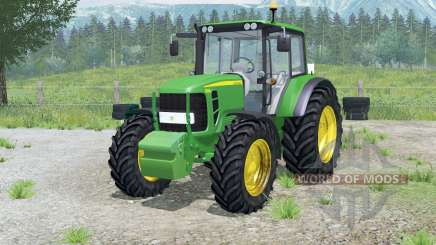 John Deere 63ろ0 для Farming Simulator 2013