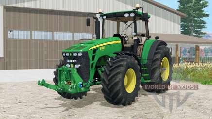 John Deere 8ვ30 для Farming Simulator 2015