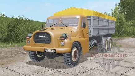 Tatra T1Ꝝ8 для Farming Simulator 2017