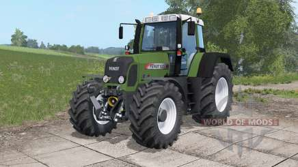Fendt 820 Vario TMⱾ для Farming Simulator 2017