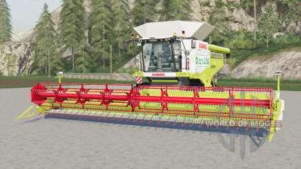 Claas Lexioɲ 770 для Farming Simulator 2017