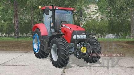 Case IH Maxxum 110 CVX для Farming Simulator 2015