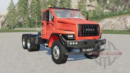 Урал Next 6x4 (7470-5511-01) 2018 для Farming Simulator 2017