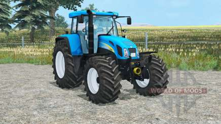 New Holland T7ƽ50 для Farming Simulator 2015