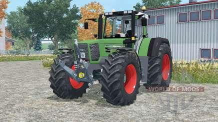 Fendt Favorit 824 Turboshifƫ для Farming Simulator 2015
