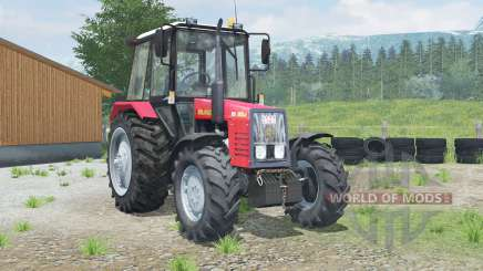 МТЗ-820.4 Беларуꞔ для Farming Simulator 2013