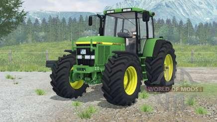 John Deerꬴ 7710 для Farming Simulator 2013