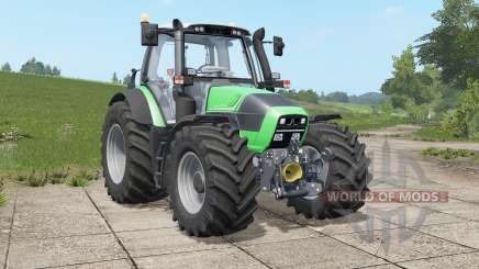 Deutz-Fahr Agrotron TTV 6೭0 для Farming Simulator 2017