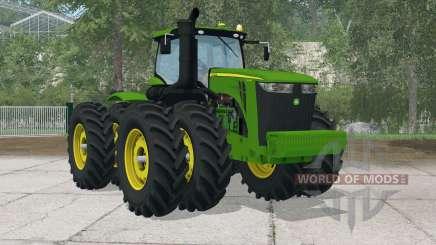John Deere 9630〡9560R для Farming Simulator 2015