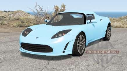 Tesla Roadster Sport 2011 для BeamNG Drive