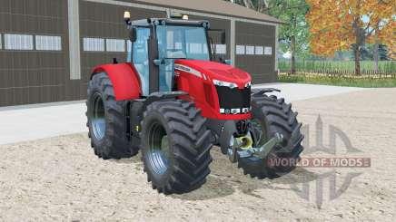 Massey Ferguson 7622 Dyᶇa-6 для Farming Simulator 2015